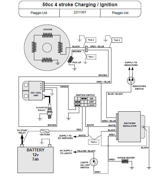 Vespa Gt200 Wiring Diagram Ignition