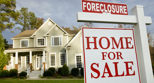 Home Foreclosures Fall to Lowest Level in Nearly 8 Years - DailyFinance