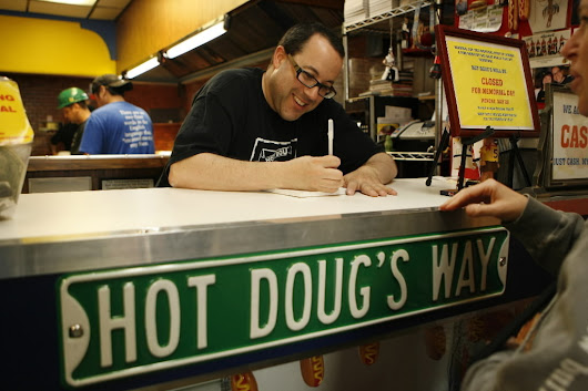 Hot Doug's closing its doors for good Oct. 3