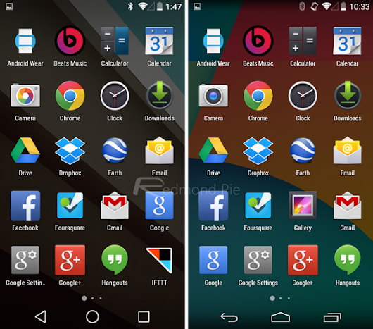 How to Upgrade Google Nexus 5 to Latest Android L
