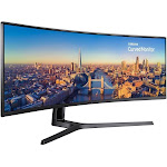 Samsung C49J890DKN 49 in. CJ89 4K Ultra HD LED-LCD Curved Ultrawide Monitor Black