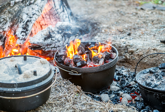 8 Must Have Tools for Campfire Cooking | Intents Offroad