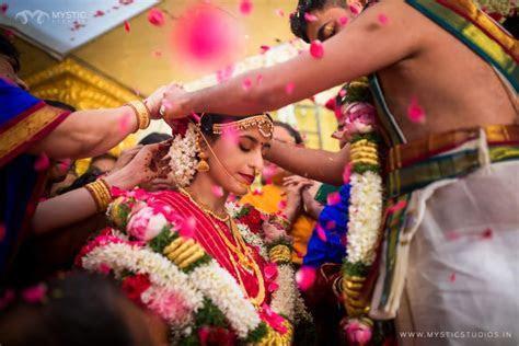 Praveen & Shrinithi   Tamil Brahmin Wedding   MysticStudios