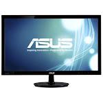 Asus VS248H-P 24 Inch Widescreen 2ms 50000000:1 Vgadvihdmi Led Lcd Mon