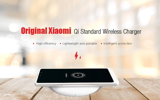 [DEAL] Get Xiaomi Qi-Certified Wireless Charger Global Edition at 21% OFF | DroidFeats