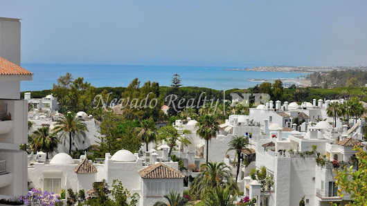🔝 Beachside apartment with sea views in Marbella Centre ⭐ Nevado Realty