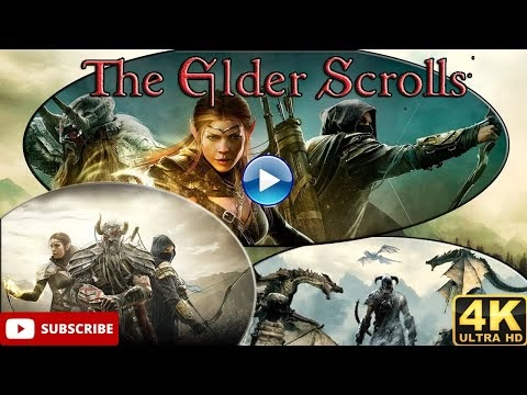 THE ELDER SCROLLS Full Movie (2020) 4K ULTRA HD Werewolf Vs Dragons