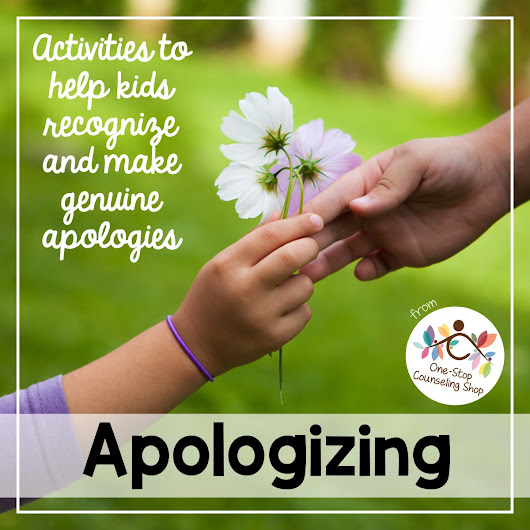 New Product :: Apologizing Activities