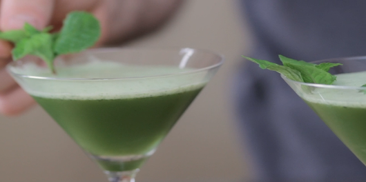 Team Cruz: Get the family fit with a green veggie mojito