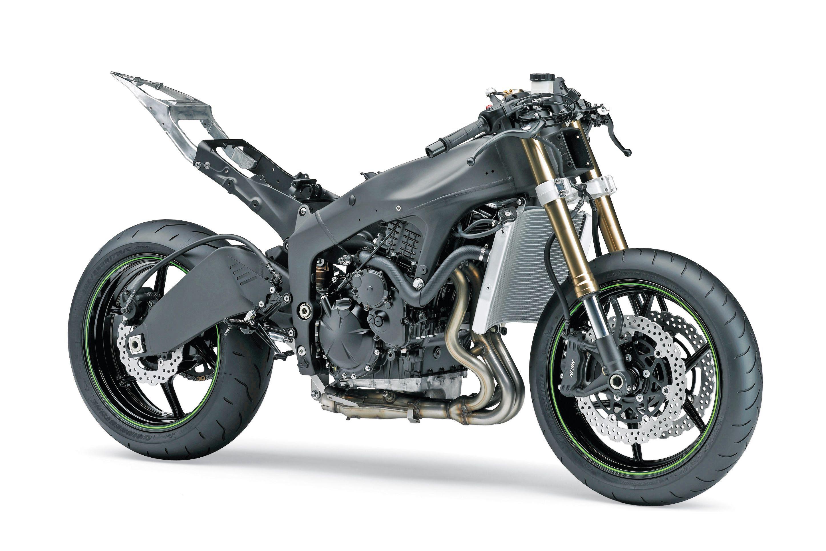 2009 Kawasaki Ninja Zx 6r Motorcycle Review Cycle World