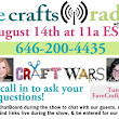 August FaveCrafts Radio Wrap Up! | FaveCraftsBlog