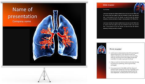 Theresa privett google lungs powerpoint template toneelgroepblik Gallery