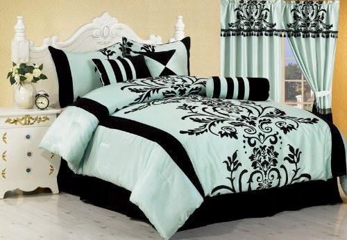 Comforter Sets Queen Teal