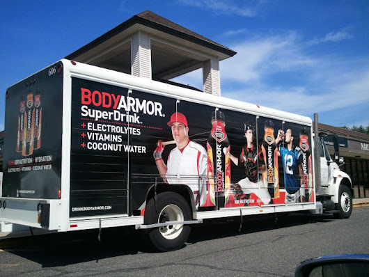 Vehicle Wraps on the Forefront of Outdoor Advertising  |  JMR Graphics Blog