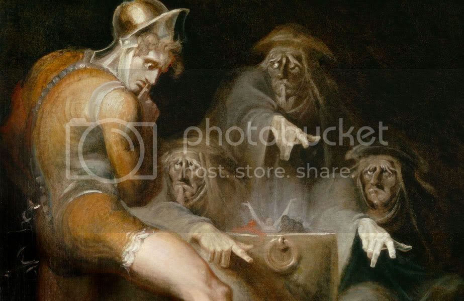 Image result for fuseli huon