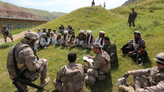 El Ejército crea un regimiento para influir en la opinión pública
