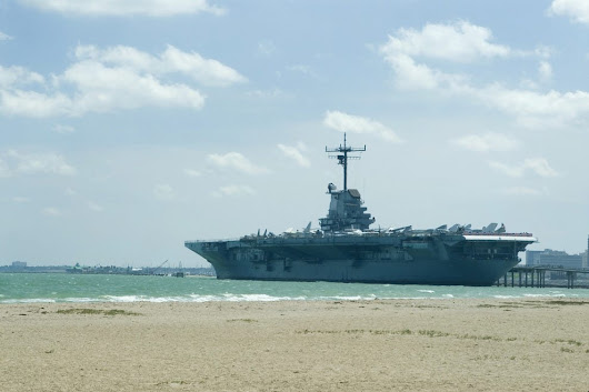 Vote - USS Lexington - Best Museum Ship Nominee:  2016 10Best Readers' Choice Travel Awards