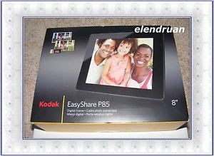 Kodak Easyshare 7 Lcd Panel Digital Picture Photo Frame Card Reader