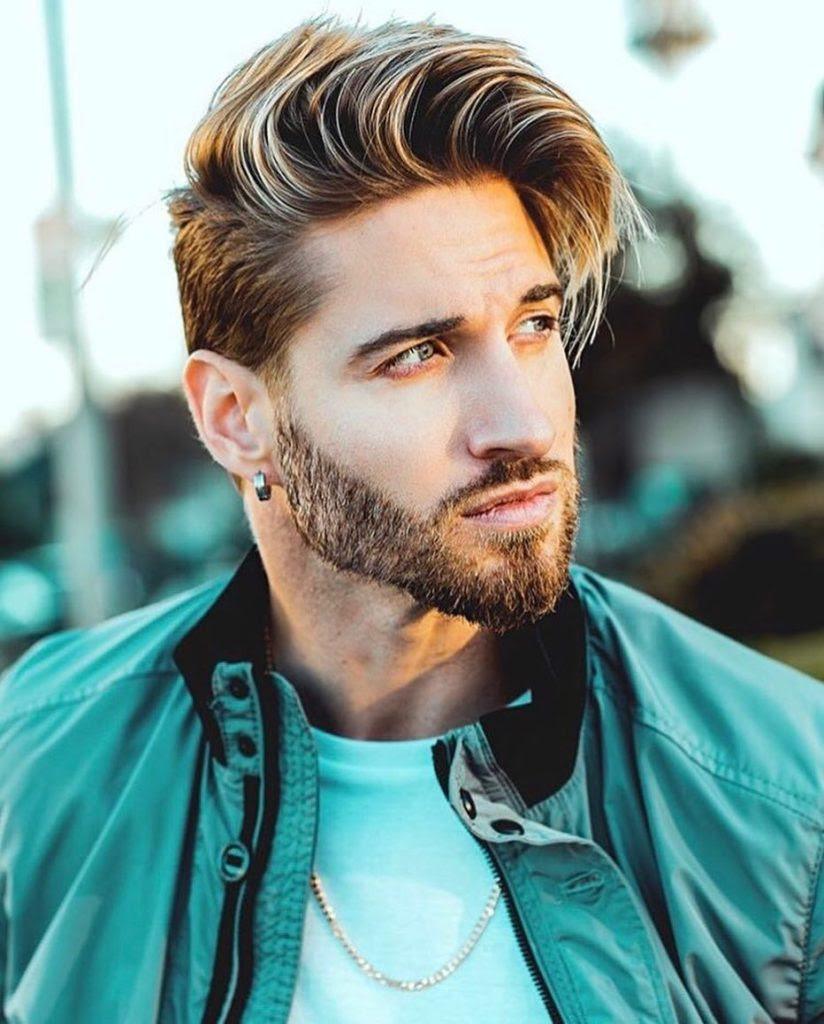 30 Mens Hair Trends - Mens Hairstyles 2021 - Haircuts & Hairstyles 2021