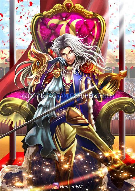 lancelot royal matador mobile legends  hensenfm yu
