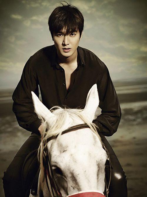 Foto Lee Min Ho dalam berbagai gaya 3