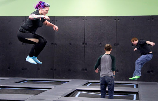 Spring City Indoor Trampoline Park now open; sees continued success