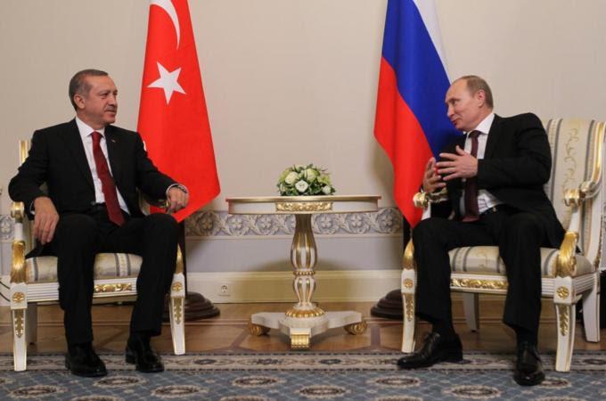 Ρωσία-Τουρκία:  ευρασιατικός άξονας ή συνεργασία με ημερομηνία λήξης;