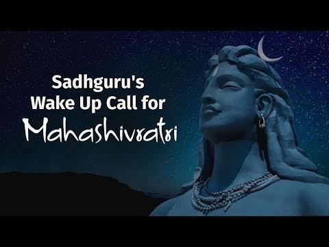 Significance of Mahashivratri By Sadhguru
