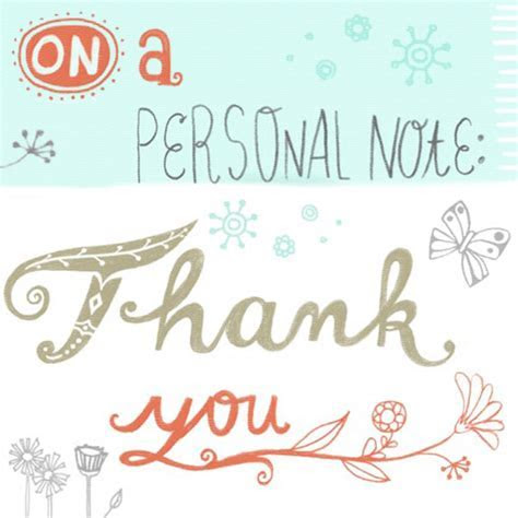 How to Write a Thank You Note   Hallmark Ideas & Inspiration