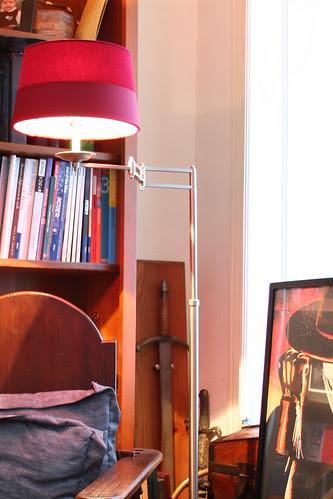Lamp detail