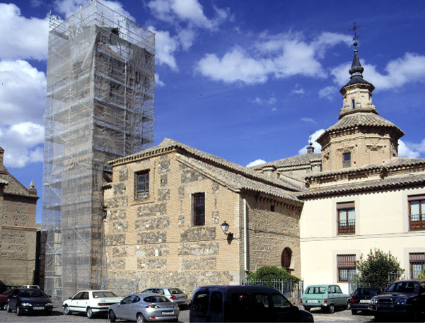 Iglesia de San Andrés en 2002. Fotografía de José María Moreno