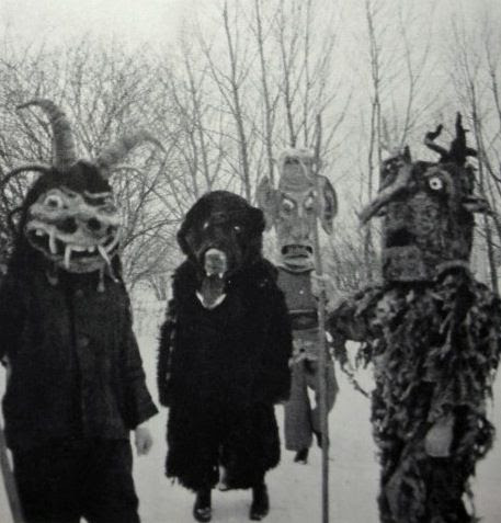 The Red School of Masks