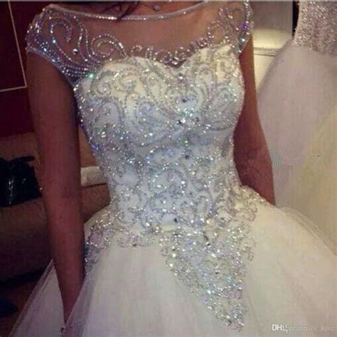 ball gown wedding dresses   gorgeous dazzling