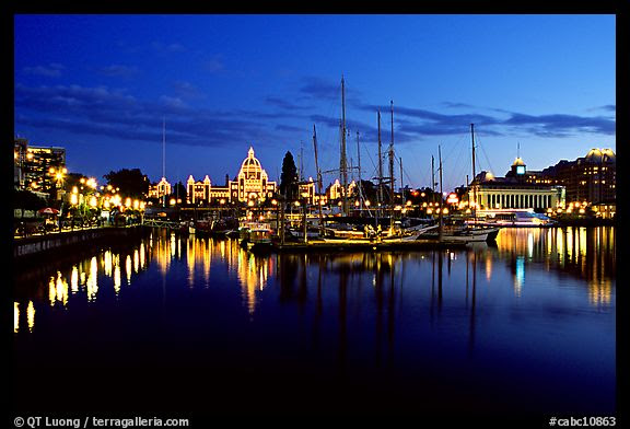 Victoria Pictures - North America stock photos, fine art prints by QTL
