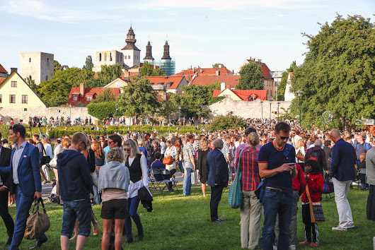 Almedalen 2018 -celebrating 50 years - Mundus International
