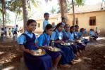 Akshaya Patra feeding mid day meals mangalore