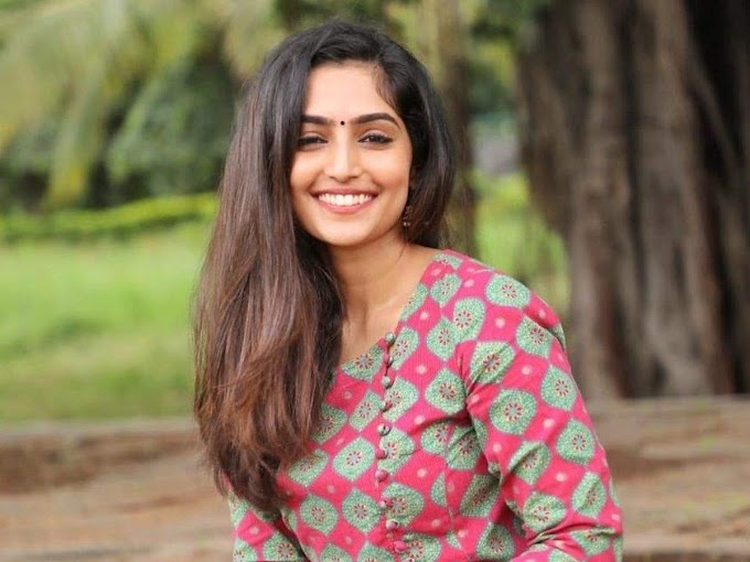 Reba Monica John stars opposite Dhananjaya in her next Kannada film - Times of India