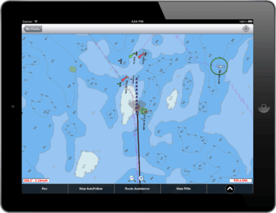 Marine Navigation App Nautical Charts App