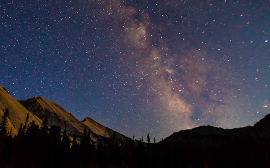 The U.S. Now Has Its First Dark Sky Reserve