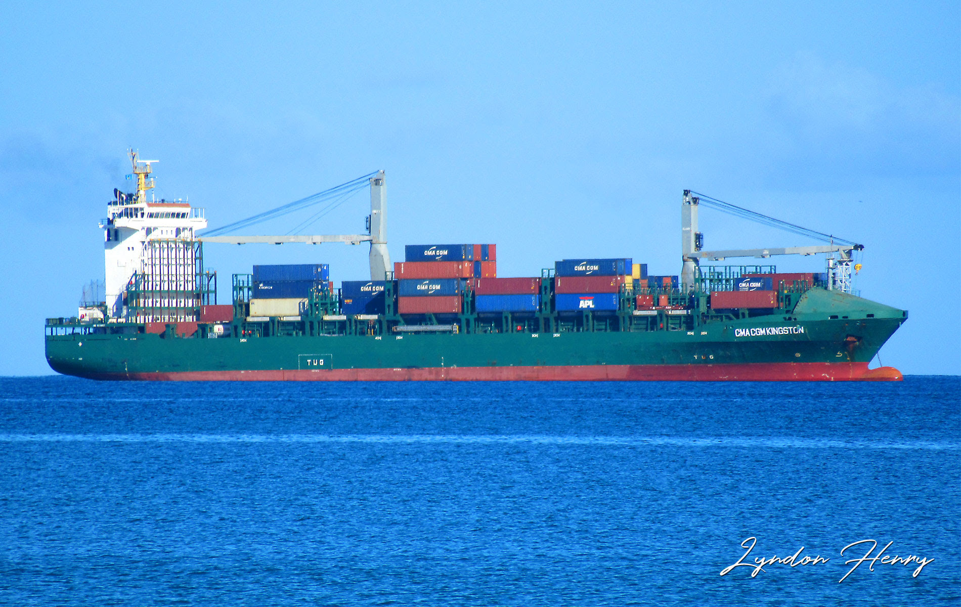 CMA CGM Kingston