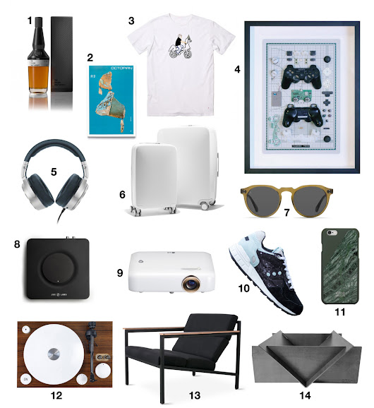 The 2016 Design x Dad Father's Day Gift Guide - Design Milk