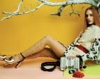 Fashion shoot: bright idea