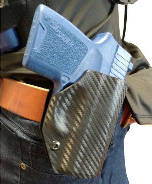 Paddle Holster - Just Holster It