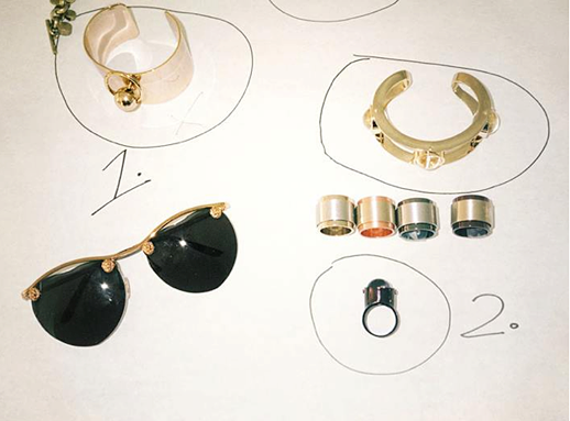 LE FASHION BLOG AND OTHER STORIES FW 2013 LOOKBOOK RINGS CUFF STUDDED BRACELET SUNGLASSES photo LEFASHIONBLOGANDOTHERSTORIESFW2013LOOKBOOKRINGSCUFFSTUDDEDBRACELETSUNGLASSES.png