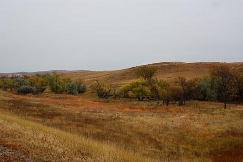 Autumn Color in South Dakota