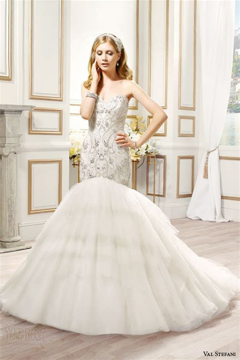 Val Stefani Spring 2015 Wedding Dresses   Wedding Inspirasi