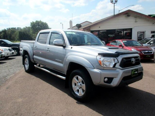 Used 2014 Toyota Tacoma Double Cab V6 5AT 4WD for Sale in Accident  MD 21520 Art Butler Auto Sales