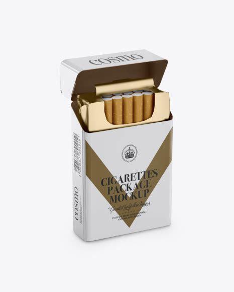 Download Cigarette Box Mockup - Free Download Mockup