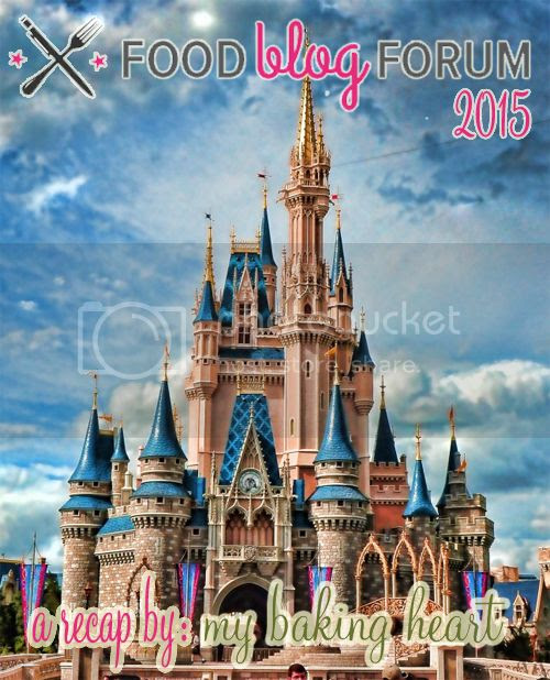 Food Blog Forum '15 – Hosted by Walt Disney World