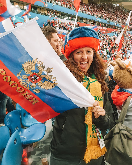 FIFA World Cup – Russia 2018